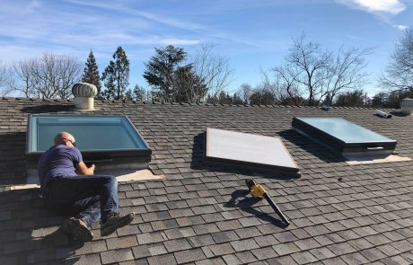 Skylight-replacement-Installation-process3